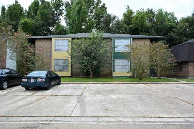 Multi Family Home For Sale: 504 Marigny Circle