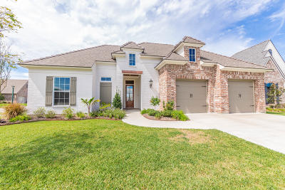 Lafayette Single Family Home For Sale: 101 Waterfowl