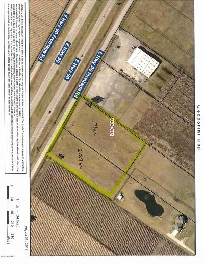 Iberia Parish Residential Lots & Land For Sale: E Hwy 90 Service Road