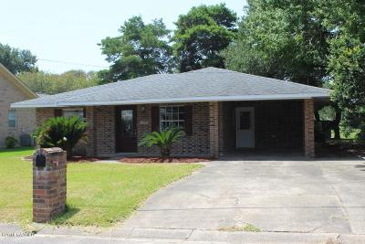 Eunice Single Family Home For Sale: 1491 W Oak Avenue