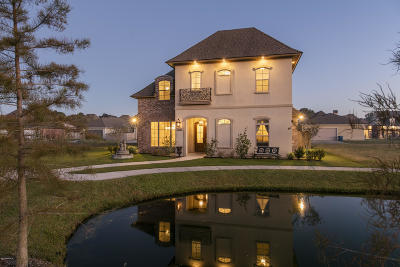 Breaux Bridge Single Family Home For Sale: 336 Lakewood Avenue