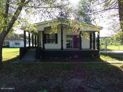 Opelousas Single Family Home For Sale: 274 Darjean Street