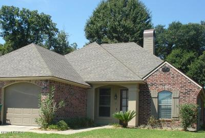 Youngsville Rental For Rent: 12 Silver Cedar Court