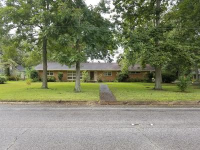 Ville Platte Single Family Home For Sale: 1038 W Main Street