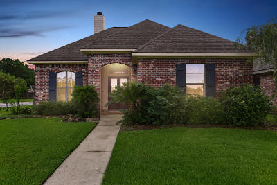 Youngsville Single Family Home For Sale: 901 Southlake Circle