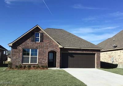 Youngsville Single Family Home For Sale: 406 Gray Birch Loop