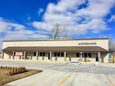 Lafayette Parish Commercial Lease For Lease: 137 Albertson Parkway