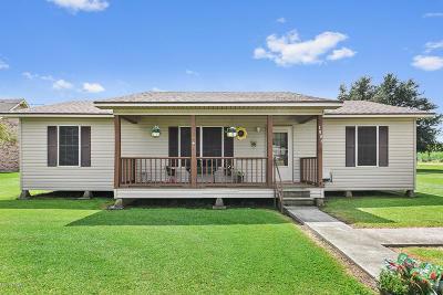 Breaux Bridge Single Family Home For Sale: 1006 Margarite Drive