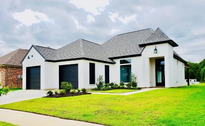 Woodlands Of Acadiana Single Family Home Active/Contingent: 306 Woodstone Drive