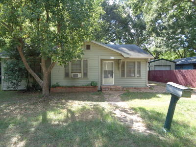Mamou Single Family Home For Sale: 117 Railroad Street