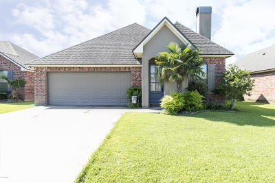 Youngsville Single Family Home For Sale: 116 Troubadore Drive