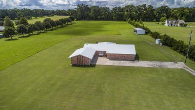 Arnaudville Single Family Home For Sale: 6066 Hwy 93