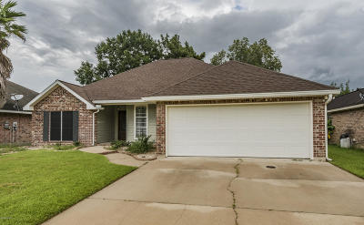 Lafayette Single Family Home For Sale: 129 Pleasant View Drive Drive