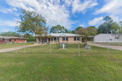 Breaux Bridge Single Family Home For Sale: 1868 Grand Anse Hwy