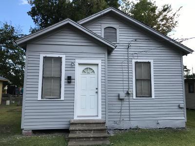 Opelousas Single Family Home For Sale: 1021 Rose Ann Street