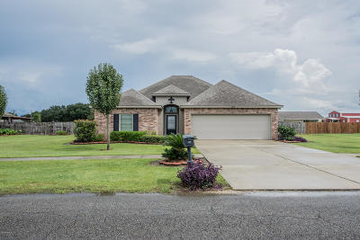 Maurice Single Family Home For Sale: 5003 Heritage Drive