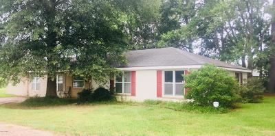 Eunice Single Family Home For Sale: 450 Charmaine Avenue
