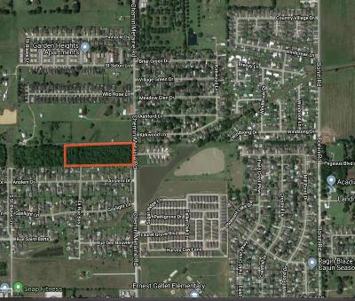Youngsville Farm For Sale: 1300 Chemin Metairie Parkway