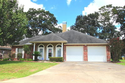 Carencro  Single Family Home For Sale: 104 Herlil Circle