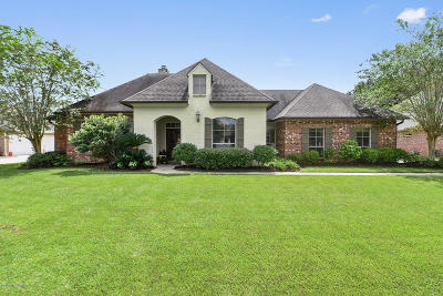 Youngsville Single Family Home For Sale: 317 Gaslight Lane