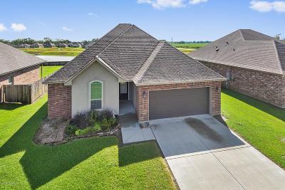 Duson Single Family Home For Sale: 104 Broland Drive