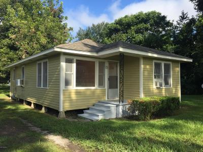 Lafayette  Single Family Home For Sale: 117 N Hamner
