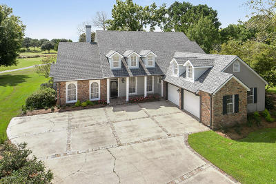 broussard Single Family Home For Sale: 309 Inverness Lane