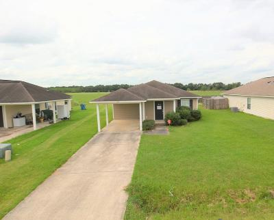 Carencro  Single Family Home For Sale: 210 Coles Creek Drive