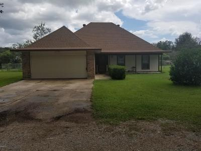 broussard Single Family Home For Sale: 1745 B Duchamp Road