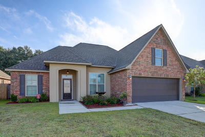 broussard Single Family Home For Sale: 205 Victoria Lights Lane