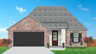 Carencro  Single Family Home For Sale: 206 Luxford Way