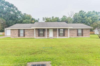Carencro Single Family Home For Sale: 102 Bayou Bend Circle
