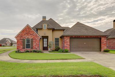 Lafayette Single Family Home For Sale: 118 Hacienda Lane
