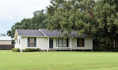 Iberia Parish Single Family Home For Sale: 7506 Lakewood Drive
