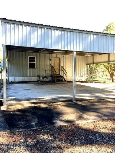 Abbeville  Single Family Home For Sale: 8126 Dudley Road
