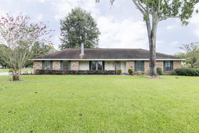 Lafayette Single Family Home For Sale: 499 Acorn Drive