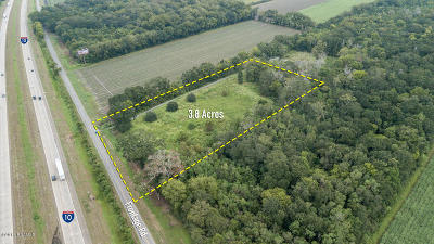 St Martin Parish Residential Lots & Land For Sale: 1000 Blk I-10 Frontage Hwy Road