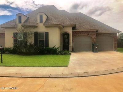 Broussard Rental For Rent: 102 Chipshot Drive