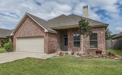 Youngsville Single Family Home For Sale: 118 Legend Creek Drive