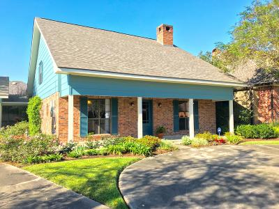 Lafayette Single Family Home For Sale: 108 Boring Circle