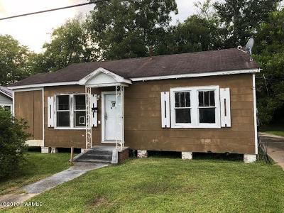 Franklin Single Family Home For Sale: 1021 Oakdale Street