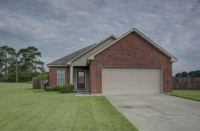 Maurice Single Family Home For Sale: 9416 Gage Road