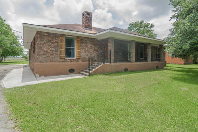 Iberia Parish Single Family Home For Sale: 7309 Louisiana Hwy 14