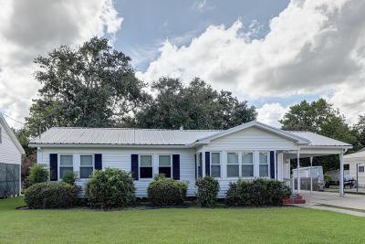Franklin Single Family Home For Sale: 405 Sanders Street