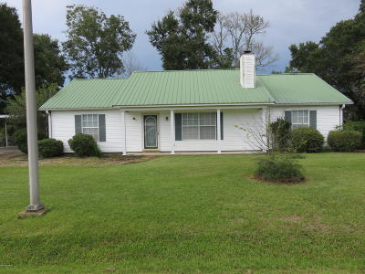 Carencro Single Family Home For Sale: 134 Herlil Circle