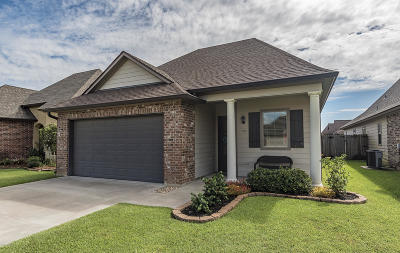 Youngsville Single Family Home For Sale: 104 Canton Court