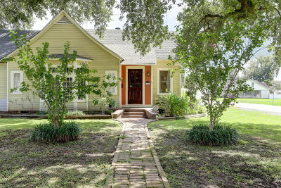 St Martinville, Breaux Bridge, Abbeville Single Family Home For Sale: 106 Edwards Street