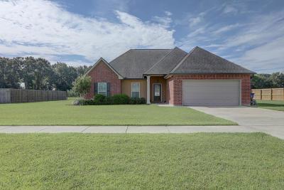 Maurice Single Family Home For Sale: 7203 Kirkland Boulevard
