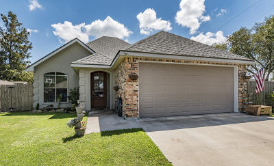 Milton Ridge Estates Single Family Home For Sale: 429 Milton Estates