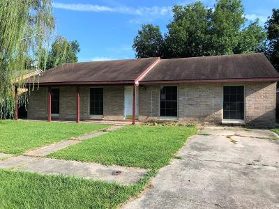 Lafayette Single Family Home For Sale: 114 Pamela Drive